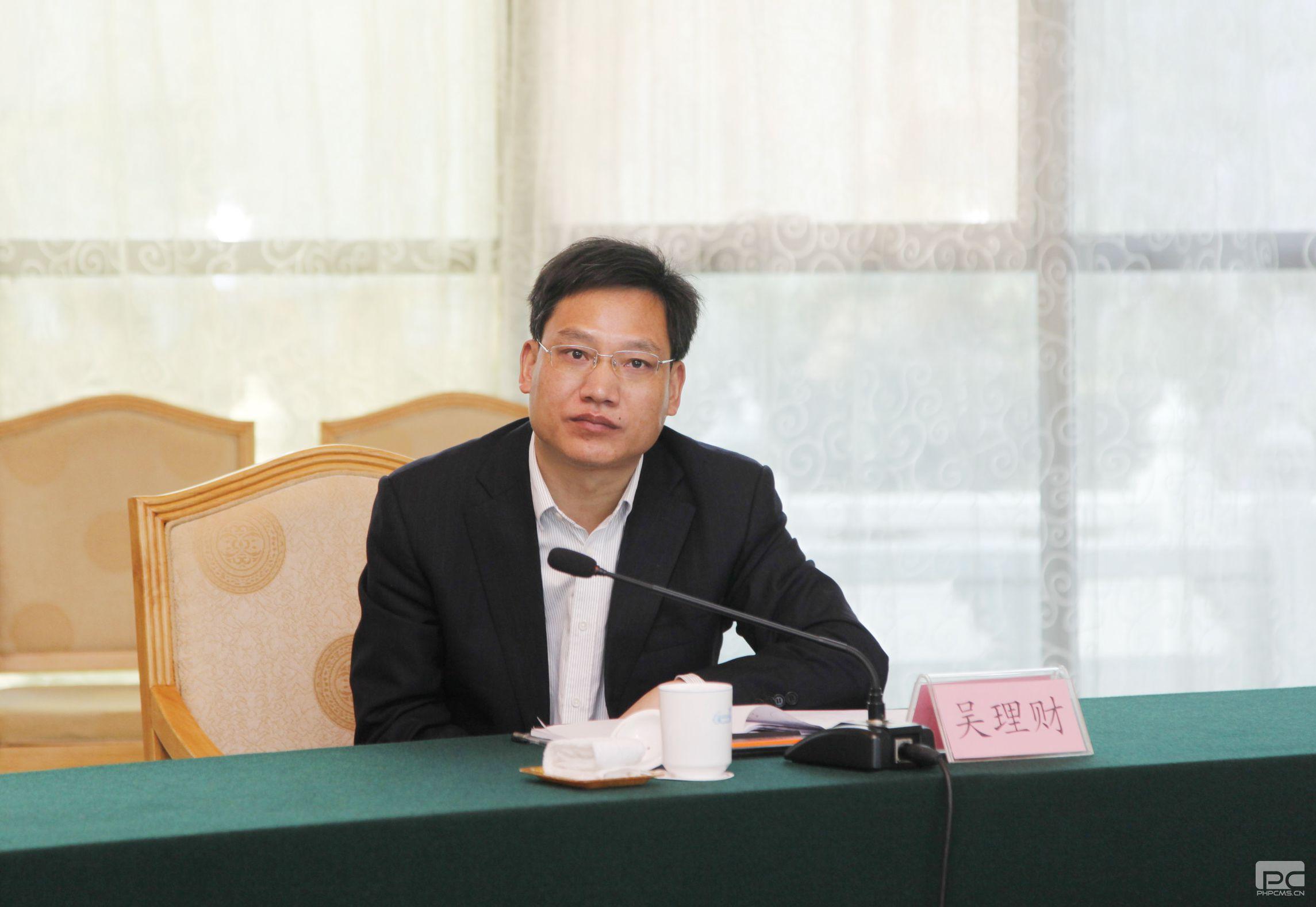 吴理财参加烟台市国家公共文化服务体系示范区创建检查验收